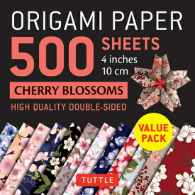 ORIGAMI PAPER CHERRY BLOSSOMS 500 SHEETS [ . ]