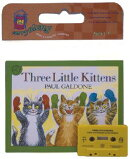 Three Little Kittens Book & CD [With Audio CD]