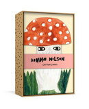 Donna Wilson Critter Cards: 12 Die-Cut All-Occasion Blank Boxed Notecards and Envelopes with Sticker