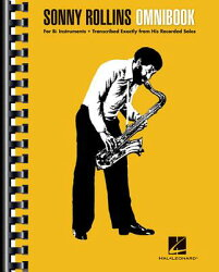 Sonny Rollins Omnibook: For B-Flat Instruments