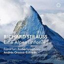 【輸入盤】アルプス交響曲 アンドレス・オロスコ=エストラーダ&hr交響楽団
