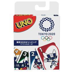 ウノ 東京2020オリンピック 【スペシャルルールカード ミライトワ付き】GNL01