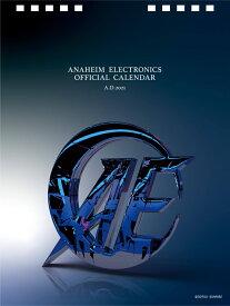 「機動戦士ガンダム」卓上カレンダー2021〜ANAHEIM ELECTRONICS OFFICIAL CALENDAR 2021〜