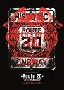 T.M.R. LIVE REVOLUTION'16-'17 -Route 20- LIVE AT NIPPON BUDOKAN(初回生産限定盤)【Blu-ray】 [ T.M.Revolution ]