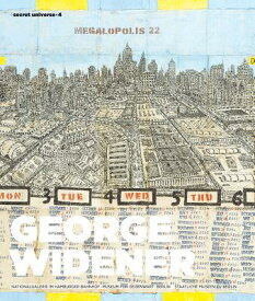 George Widener: Secret Universe IV GEORGE WIDENER SECRET UNIVERSE [ George Widener ]