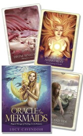 Oracle of the Mermaids: Magical Messages of Healing, Love & Romance ORACLE OF THE MERMAIDS [ Lucy Cavendish ]