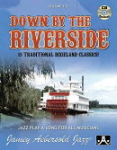 Jamey Aebersold Jazz -- Down by the Riverside, Vol 133: 15 Traditional Dixieland Classics!, Book & C