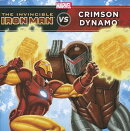The Invincible Iron Man vs. Crimson Dynamo 【MARVELCorner】