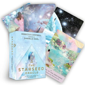 The Starseed Oracle: A 53-Card Deck and Guidebook STARSEED ORACLE [ Rebecca Campbell ]
