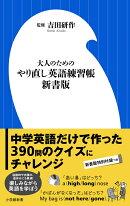 大人のためのやり直し英語練習帳 新書版