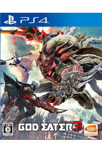 GODEATER3通常版