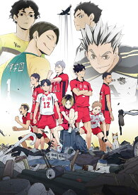 OVA『ハイキュー!! 陸 VS 空』【Blu-ray】 [ 梶裕貴 ]