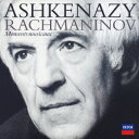 楽興の時〜ラフマニノフ:ピアノ作品集 [ ヴラディーミル・アシュケナージ ] ランキングお取り寄せ