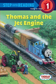 Thomas and Friends: Thomas and the Jet Engine (Thomas & Friends) THOMAS & FRIENDS THOMAS & THE (Step Into Reading: A Step 1 Book) [ R. Schuyler Hooke ]
