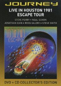 ライヴ・イン・ヒューストン~1981年エスケイプ・ツアー [ ジャーニー ]