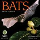 Bats 2018 Wall Calendar: Nature's Superheroes
