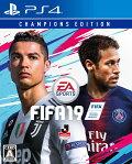 【予約】FIFA 19 Champions Edition PS4版