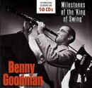 【輸入盤】Milestones Of The 'King Of Swing' (10CD)