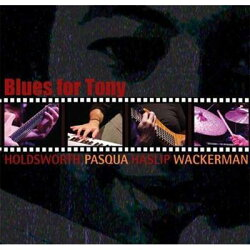 【輸入盤】 Blues For Tony
