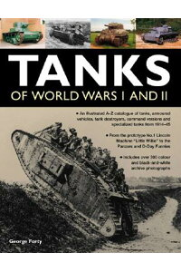 Tanks_of_World_Wars_I_and_II