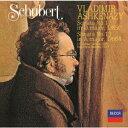 シューベルト:ピアノ・ソナタ第13番・第17番 17のドイツ舞曲から/ハンガリー風のメロディ [ ヴラディーミル・アシュケ…