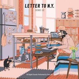 Letter to N.Y. [ 大江千里 ]