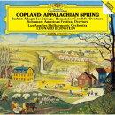 コープランド:アパラチアの春/W.シューマン:アメリカ祝典序曲 バーバー:弦楽のためのアダージョ バーンスタイン:≪…