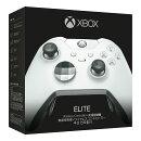 Xbox One Elite ワイヤレスコントローラー(ホワイト スペシャル エディション)