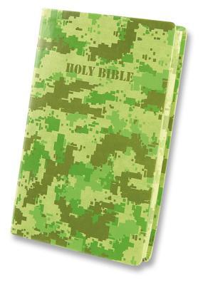 Camo Bible-NIV B-NI-ZON GNC [ Zondervan Bibles ]