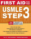First Aid for the USMLE Step 3