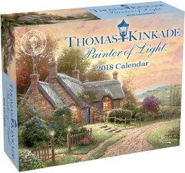 Thomas Kinkade Painter of Light 2018 Day-To-Day Calendar