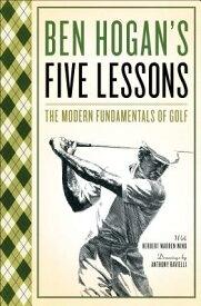 BEN HOGAN'S FIVE LESSONS(P) [ BEN HOGAN ]