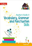 Treasure House - Vocabulary, Grammar and Punctuation Teacher Guide 3