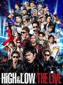 【予約】HiGH & LOW THE LIVE 豪華盤 Blu-ray Disc2枚組(スマプラ対応)【Blu-ray】