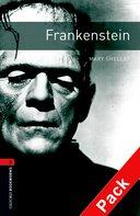 Oxford Bookworms Library Stage 3 Frankenstein CD Pack【バーゲンブック】
