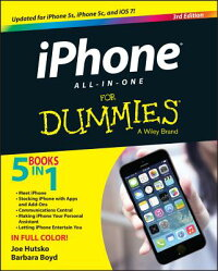 iPhoneAll-In-OneforDummies[JoeHutsko]