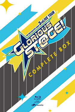 THE IDOLM@STER SideM 3rdLIVE TOUR 〜GLORIOUS ST@GE〜 LIVE Blu-ray Side MAKUHARI Complete Box【Blu-ray】