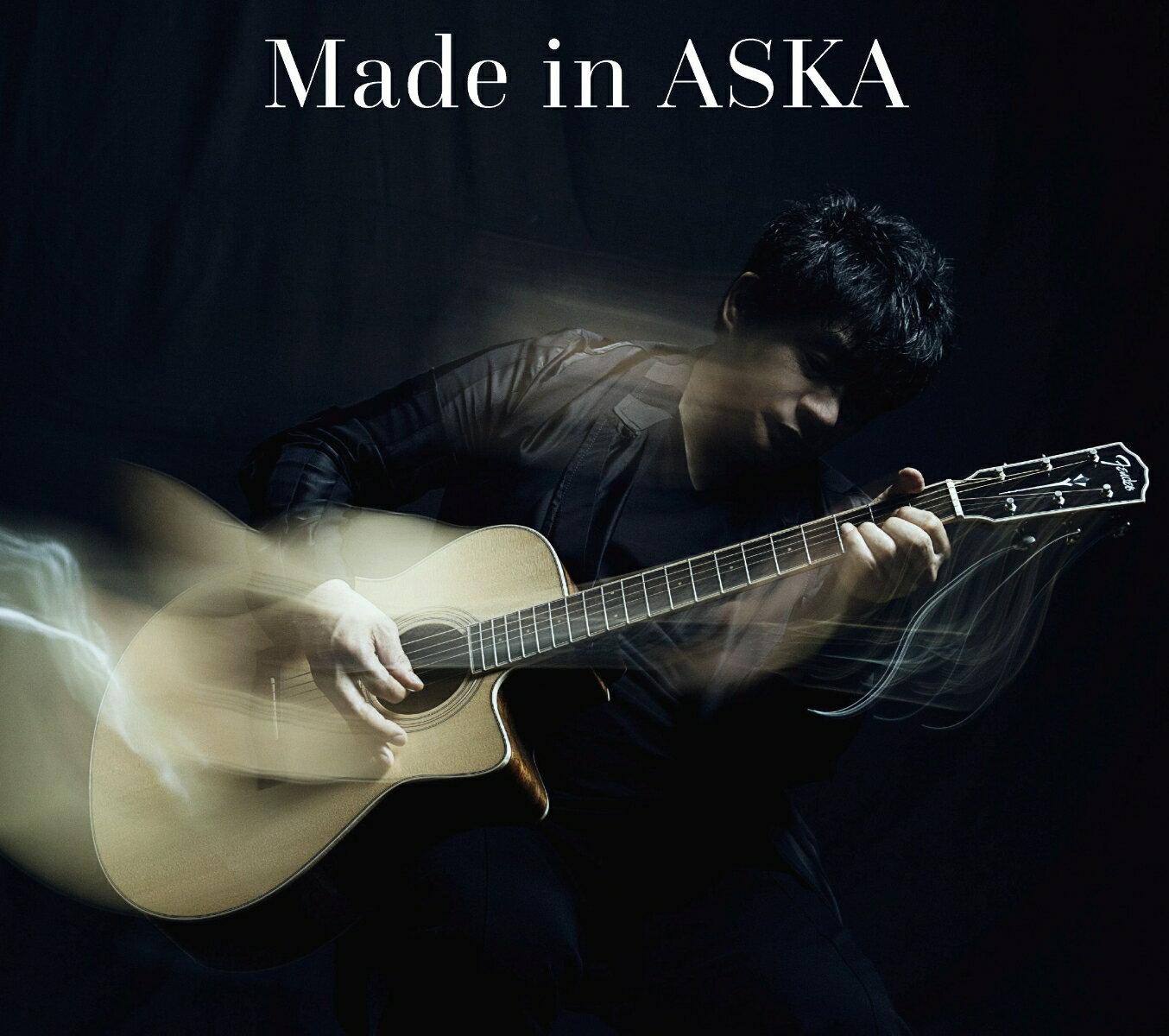 【先着特典】Made in ASKA (A2ポスター付き) [ ASKA ]