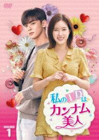 私のIDはカンナム美人 DVD-BOX1 [ チャ・ウヌ ]