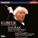 UHQCD DENON Classics BEST ドヴォルザーク:交響曲第9番≪新世界より≫ モーツァルト:交響曲第38番≪プラハ≫