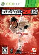 MAJOR LEAGUE BASEBALL 2K12 Xbox360版
