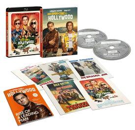 ワンス・アポン・ア・タイム・イン・ハリウッド ブルーレイ&DVDセット(初回生産限定)【Blu-ray】 [ レオナルド・ディカプリオ ]