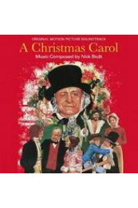 【輸入盤】ChristmasCarol[Soundtrack]