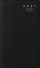 2021年 1月始まり No.301 リベル インデックス 1 [クラッシーブラック] 高橋書店 手帳判