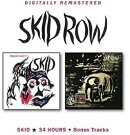 【輸入盤】Skid / 34 Hours (Plus Bonus Tracks)