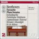 【輸入盤】ピアノ・ソナタ第8、14、15、17、21、23、26番 ブレンデル(2CD)