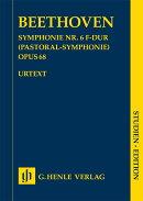 【輸入楽譜】ベートーヴェン, Ludwig van: 交響曲 第6番 ヘ長調 Op.68 「田園」/原典版/Duffner編: スタディ・スコア