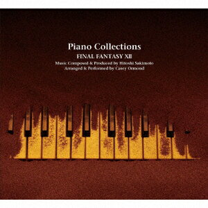 Piano Collections FINAL FANTASY 102 [ (ゲーム・ミュージック) ]