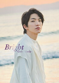 前田公輝 ファースト写真集 『 Bright 』 [ 中野 修也 ]