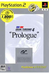 "GRANTURISMO4""Prologue""PlayStation2theBEST"